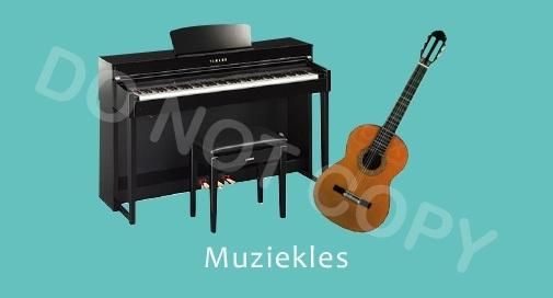 Muziekles - M