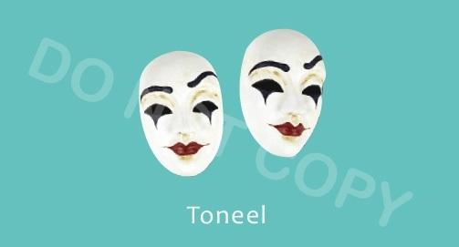Toneel - M