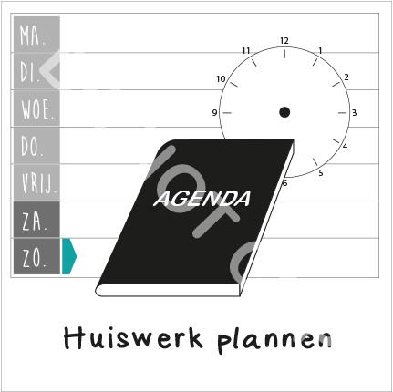 Huiswerk plannen 2 (H)