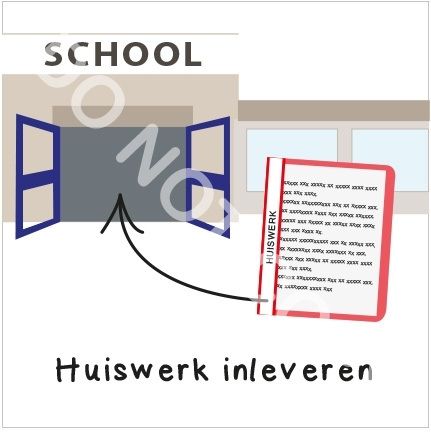 Huiswerk inleveren (H)