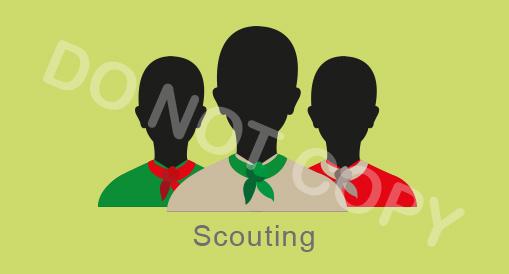 Scouting - J