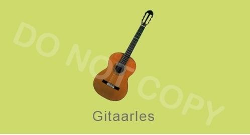 Gitaarles - J