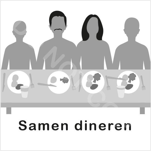 ZW/W - Samen dineren