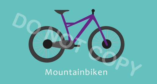 Mountainbiken - M
