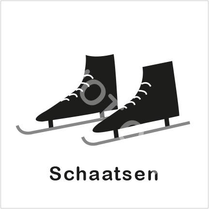 ZW/W - Schaatsen