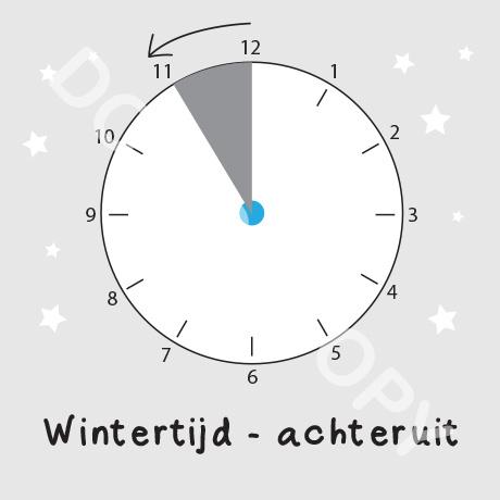Wintertijd (F)