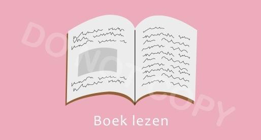 Boek lezen - T-M/TV