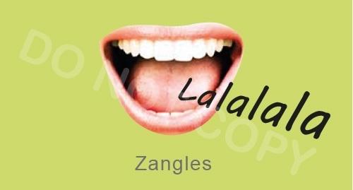 Zangles - J