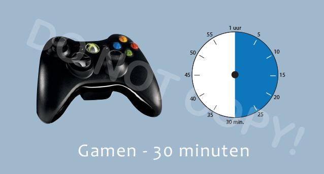 Gamen 30 J/TV