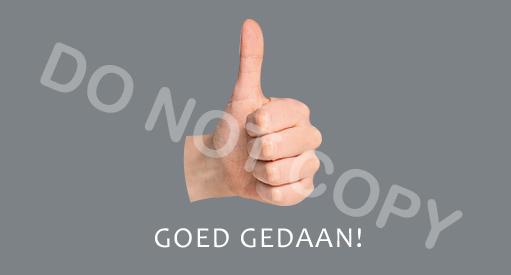 GOED GEDAAN - T/V