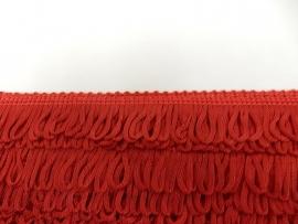 Lusjesband rood