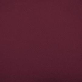 Katoentricot/punta jeanslook bordeaux