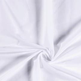 katoenvoile wit