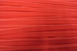 Paspel elastisch rood