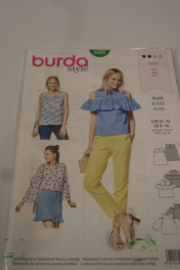 Burda damespatroon 6405