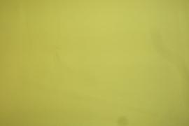 Katoentricot effen geel