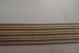 Tassenband veelkleurig 40 mm