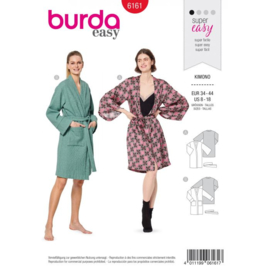 Burda damespatroon 6161