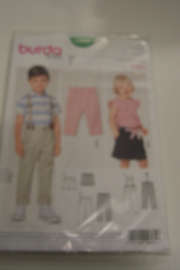 Burda kinderpatroon 9365