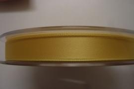 Satijnlint geel 10mm