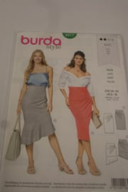 Burda damespatroon 6417