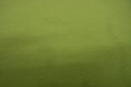 Katoentricot lichtgroen