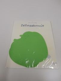 Knielap appel groen