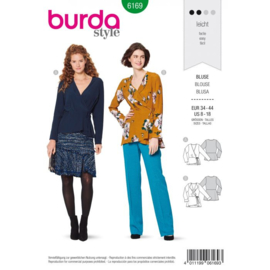Burda damespatroon 6169