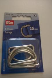 D-ringen 30 mm