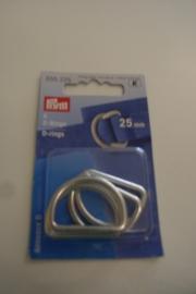 D-ringen 25mm