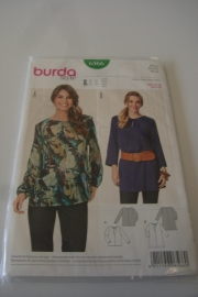 Burda damespatroon 6566