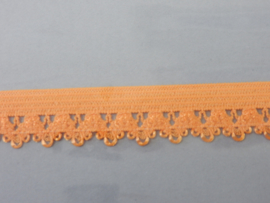 Kant elastisch 13 mm oranje
