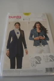 Burda damespatroon 6587
