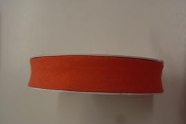 Biais oranje 20mm