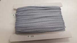 Koord grijs 4 mm