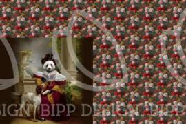 Paneel king panda - prijs per paneel
