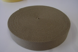 tassenband beige 30 mm
