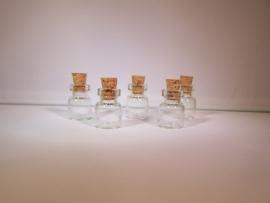 GFK-12 Mini mini flesje (1,8x1,2cm)