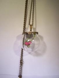 Vlinder ketting (VK8)