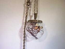 Vlinder ketting (VK2)