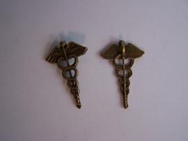 Caduceus medisch symbool