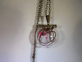 Vlinder ketting (VK1)