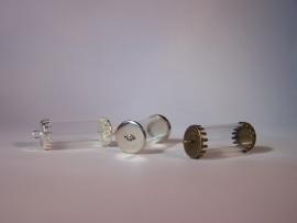 Cilinder, aan twee kanten open (12x28mm)