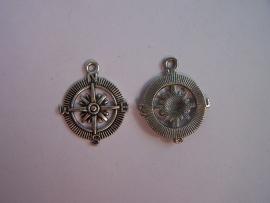 Kompas zilver