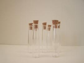 GFV-10 Hoge fles (4,3x1cm)