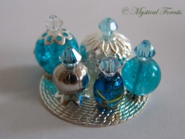 ZP Blauwe parfumflesjes 1