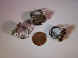 Fantasy ring - Bronskleurig (20mm)