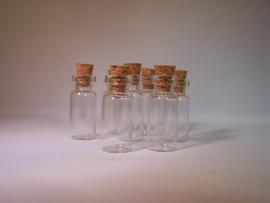 GFK-14 Leuk hoog flesje (2,8x1,1cm)