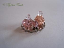 RZ-04 Mooie roze parfumflesjes 4