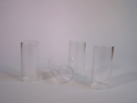 Cilinder, aan twee kanten open (15x30mm)